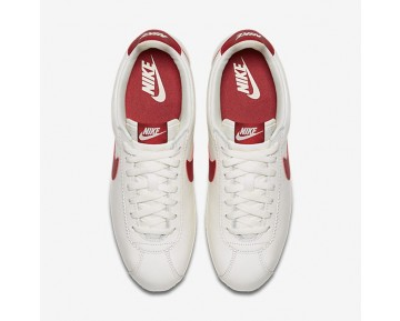 Nike Classic Cortez Leather SE Herren Schuhe Sail/Gym Rot 861535-103