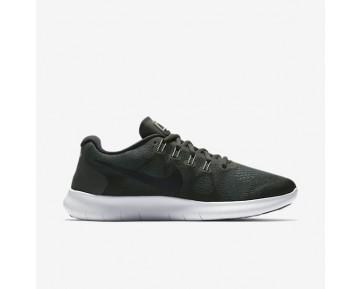 Nike Free RN 2017 Herren Laufschuhe Vintage Grün/Sequoia/Medium Olive/Schwarz 880839-300