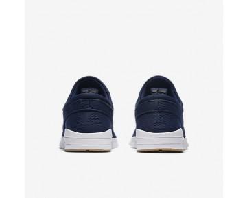 Nike SB Stefan Janoski Max Herren Skateboard Schuhe Binary Blau/Gummi hellbraun/Team Rot 631303-469