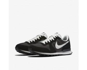 Nike Internationalist Herren Deep Pewter/Schwarz/Anthracite/Sail 828041-201