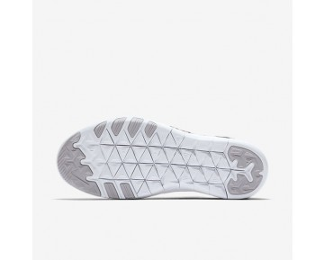 Nike Free TR Flyknit 2 Damen Trainingsschuhe Schwarz/Hyper Punch/Dunkelgrau/Weiß 904658-003