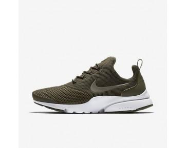 Nike Presto Fly Herren Schuhe Medium Olive/Weiß 908019-201