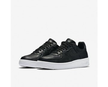Nike Air Force 1 Ultraforce Leather Low Herren Schuhe Schwarz/Weiß/Schwarz 845052-001