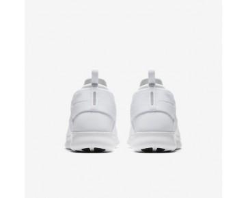 Nike Free RN Commuter 2017 Herren Laufschuhe Weiß/Weiß/Weiß 880841-100