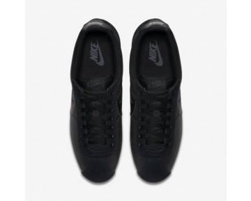 Nike Classic Cortez Nylon Unisex Schuhe Schwarz/Anthracite/Schwarz 807472-007