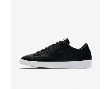 Nike Blazer Low LE Damen Schuhe Schwarz/Weiß/Gummi hellbraun AA3961-001
