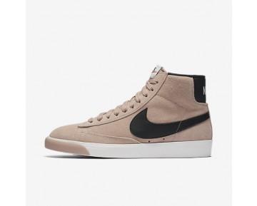 Nike Blazer Mid Vintage Damen Schuhe Particle Rosa/Ivory/Gum Medium Braun/Schwarz 917862-601