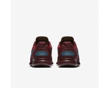 Nike Free RN 2017 Herren Laufschuhe Cedar/Night Maroon/Industrial Blau 880839-600