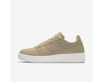 Nike Air Force 1 Ultraforce Leather Low Herren Schuhe Mushroom/Schwarz/Summit Weiß 845052-202