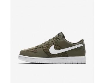 Nike Dunk Low Herren Schuhe Cargo Khaki/Weiß 904234-303