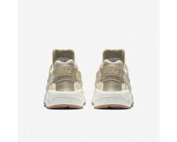 Nike Air Huarache Premium Damen Schuhe Oatmeal/Sail/Gum Medium Braun/Khaki 683818-102