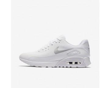 Nike Air Max 90 Ultra 2.0 Damen Schuhe Weiß/Schwarz/Metallic Platinum 881106-101
