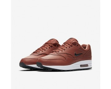Nike Air Max 1 Premium SC Herren Schuhe Dusty Peach/Weiß/Schwarz 918354-200
