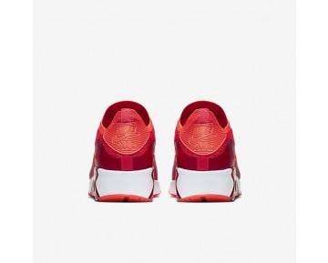 Nike Air Max 90 Ultra 2.0 Flyknit Herren Schuhe Bright Crimson/University Rot/Max Orange/Bright Crimson 875943-600