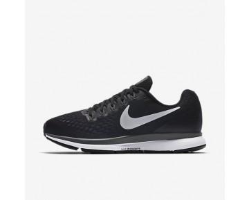 Nike Air Zoom Pegasus 34 Damen Laufschuhe Schwarz/Dunkelgrau/Anthracite/Weiß 880560-001