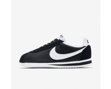 Nike Classic Cortez 15 Nylon Damen Schuhe Schwarz/Weiß 749864-011