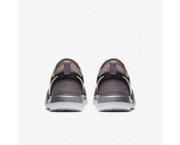 Nike Free TR 7 Chrome Blush Damen Trainingsschuhe Taupe Grau/Sunset Tint/Chrome/Schwarz 921061-200