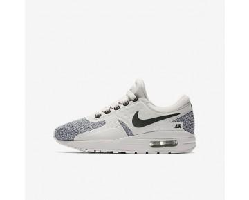 Nike Air Max Zero SE Damen Schuhe Light Bone/Schwarz/Weiß/Schwarz 917864-001