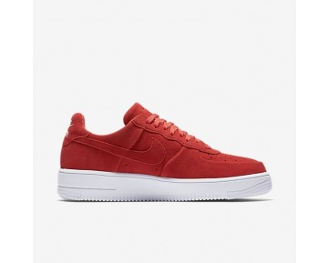 Nike Air Force 1 Ultraforce Low Herren Schuhe Track Rot/Weiß/Track Rot 818735-602