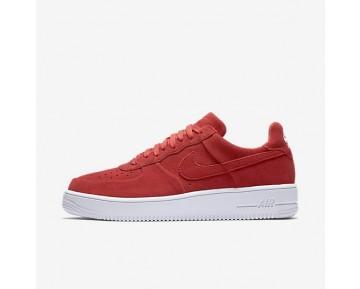 Nike Air Force 1 Ultraforce Low Herren Schuhe Track Rot/Weiß/Track Rot 818735-602