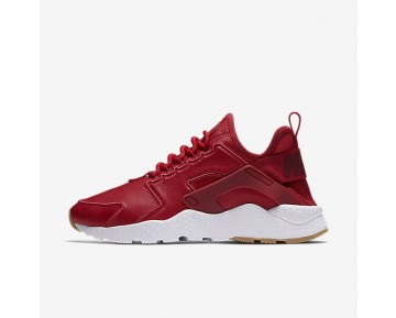 Nike Air Huarache Ultra SI Damen Schuhe Gym Rot/Weiß/Gummi hellbraun 881100-600