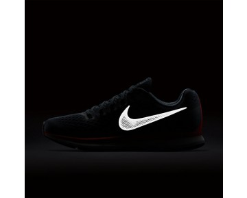 Nike Air Zoom Pegasus 34 Herren Laufschuhe Blau Fox/Bright Crimson/Weiß/Schwarz 880555-403