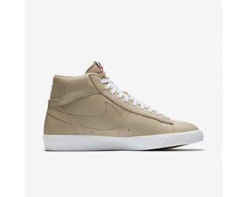 Nike Blazer Mid Premium 09 Herren Schuhe Linen/Gummi hellbraun/Summit Weiß 429988-202