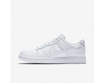 Nike Dunk Low Herren Schuhe Weiß/Weiß/Weiß 904234-100