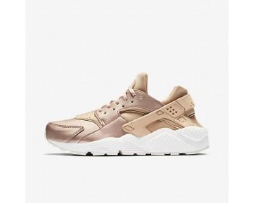 Nike Air Huarache Premium Damen Schuhe Elm/Summit Weiß/Metallic Rot Bronze AA0523-200