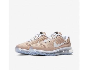 Nike Air Max 2017 Damen Laufschuhe Bio Beige/Weiß 849560-200