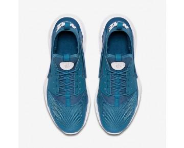 Nike Air Huarache Ultra Damen Schuhe Industrial Blau/Weiß/Blassgrau 847569-404