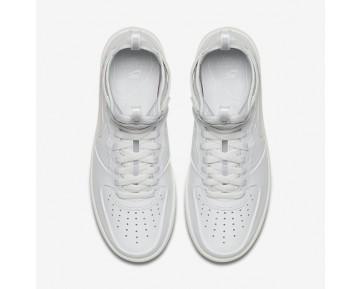 Nike Air Force 1 Ultraforce Mid Damen Schuhe Summit Weiß/Reines Platin 864025-100